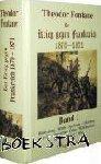 Fontane, Theodor - Der Krieg gegen Frankreich 1870 - 1871