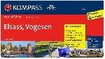 Mertz, Peter - FF6901 Elzas, Vogezen Kompass
