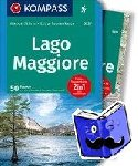 Kürschner, Iris - WF5937 Lago Maggiore mit Extra-Tourenkarte Kompass