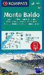- Monte Baldo  1:25 000