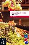 - El puesto de fruta y otros relatos cortos - Libro + CD