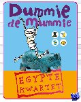 Menten, Tosca - Dummie de mummie Egypte kwartet set a 3 stuks