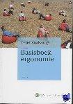 Voskamp, P. - Basisboek ergonomie