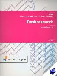 Broekhoff, M.A. - Deskresearch