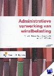 Dekker, Anne Jan, Epe, Peter - Administratieve verwerking van winstbelasting