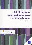 Beckman, H., Rijswijk, E. - Administratie van deelnemingen en consolidatie