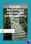 Heezen, André - Bedrijfsbeslissingen en financiële verantwoording (4e editie)