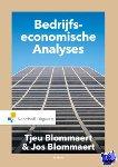 Blommaert, A.M.M., Blommeart, J.M.J - Bedrijfseconomische analyses
