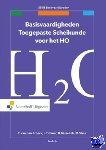 Scholte, Harm, Zwanenburg, Gooitzen - Basisvaardigheden toegepaste scheikunde voor het HO
