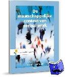 Weert, Galina van der - De maatschappelijke context van sociaal werk