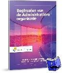 Paur, Mark, Mittelmeijer, Marc, Stratum, Rob van, Leeftink, Berco - Beginselen van de Administratieve organisatie