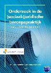 Hoekman, Piet, Hornstra, Anke - Onderzoek in de (sociaal-) juridische beroepspraktijk