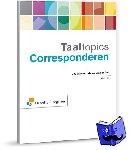 Braas, Cees, Pas, Lidwien van der - Taaltopics