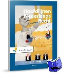 Loonstra, C.J. - Hoofdlijnen Nederlands recht