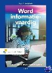 Brand-Gruwel, Saskia, Wopereis, Iwan - Word informatie-vaardig