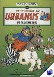 Urbanus - Urbanus 76 De allesweters