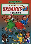 Linthout, Willy, Urbanus - De billendans