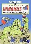 Linthout, Willy, Urbanus - De avonturen van Urbanus 88 Nul-op-zijn-rapport-man