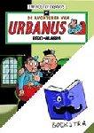 Linthout, Willy, Urbanus - Urbanus  147 Pedo-alarm