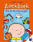 Slegers, Liesbet - Zoekboek Rik en de voertuigen