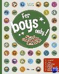 Martin, Raphaël, Chambon, Édith - For boys only!