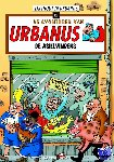 Linthout, Willy, Urbanus - De asielvinders