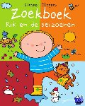 Slegers, Liesbet - Zoekboek Rik en de seizoenen