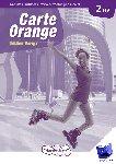 - Carte Orange 2 havo/vwo Cahier d'activités Edition Navigo
