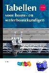 Blok, R. - Tabellen voor bouw- en waterbouwkundigen