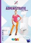 Eekelen, Ad van, Houtepen, Joyce - MIXED vmbo Administratie leerwerkboek + startlicentie