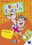 Mol, Hans, Schakelaar, M. - Real English, Workbook 5 (set a 5 exemplaren)