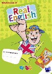 Mol, Hans, Schakelaar, M., Bureau Sproet - Real English, Workbook 6 (set a 5 ex.)