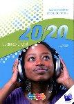 Ligtvoet, Joke, Suurmeijer, Hedwig - 20/20 English Leer-werkboek A1-A2 Economie niv 1/2