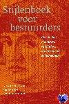 Schouw, Gerard, Tops, Pieter, Zouridis, Stavros - Stijlenboek voor Bestuurders over leiders, managers, verbinders