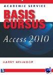Heijkoop, Harry, Taalwerkplaats - Basiscursus Access 2010 - POD editie