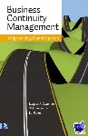 Cazamier, J., Leegwater, Dick, Ploeg, Jan - Business Continuity Management - POD editie