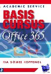 Koppenol, Ria Gomez - Basiscursus Office 365 - POD editie