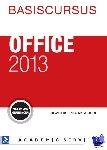 Jacobsen, Saskia, Toet, Jolanda - Basiscursus Office 2013 - POD editie