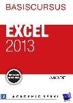 Toet, Jolanda - Basiscursus Excel 2013 - POD editie