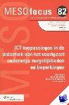 Someren, Marjolein van - ICT-toepassingen in de didactiek van het voortgezet onderwijs