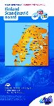 ANWB - ANWB wegenkaart Scandinavië / IJsland 2 Finland Scandinavië noord