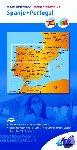 ANWB - ANWB Wegenkaart 1. Spanje/Portugal