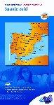 ANWB - ANWB Wegenkaart Spanje / Portugal 3 Spanje zuid