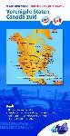 ANWB - ANWB Wegenkaart Verenigde Staten/Canada 2. Verenigde Staten/Canada zuid