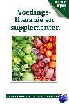 Aakster, Corwin, Kortekaas, Fleur - Voedingstherapie en -supplementen