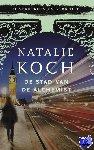 Koch, Natalie - De verborgen universiteit 3 De stad van de alchemist