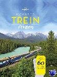 Lonely Planet - Mooiste treinreizen