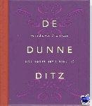 Ditzhuyzen, Reinildis van - De Dunne Ditz