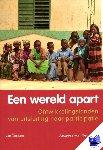 Nederpelt, Jacques van - Een wereld apart - POD editie