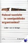 Goodijk, R. - Falend toezicht in semipublieke organisaties - POD editie